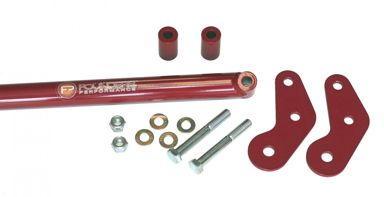 Panhard Rod Relocation Kit