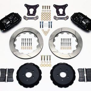 Wilwood 140 6743 Superlite 6 Big Brake Front Brake kit