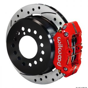 Forged Dynalite Rear Parking Brake Kit - 12.19""