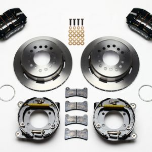 Wilwood 140 7148 Forged Dynalite Rear Parking Brake Kit