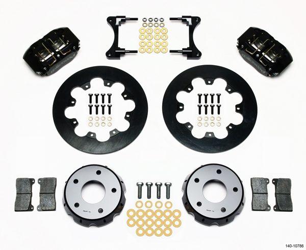 "11.75"" Dynapro Radial Front Drag Brake Kit"