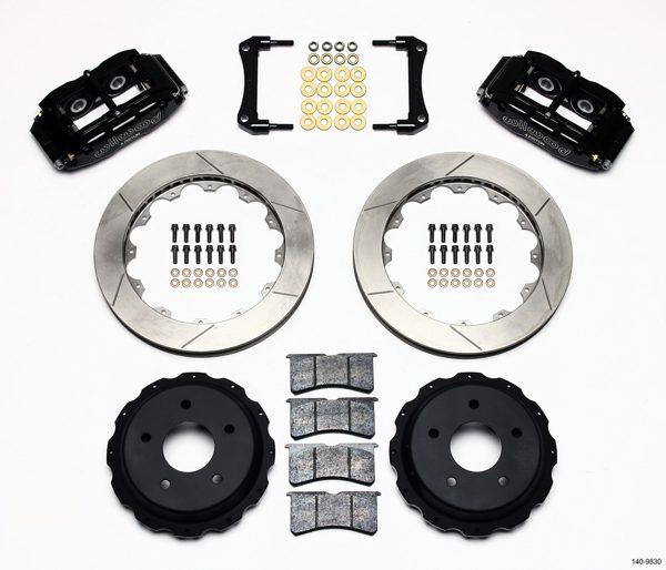 "13.00"" Superlite 4R Big Brake Rear Brake Kit For OE Parking Brake"