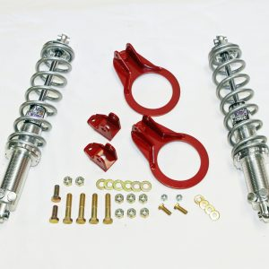 1982-2002 F-Body Rear Coil Over Kit, Double Adjustable Shocks