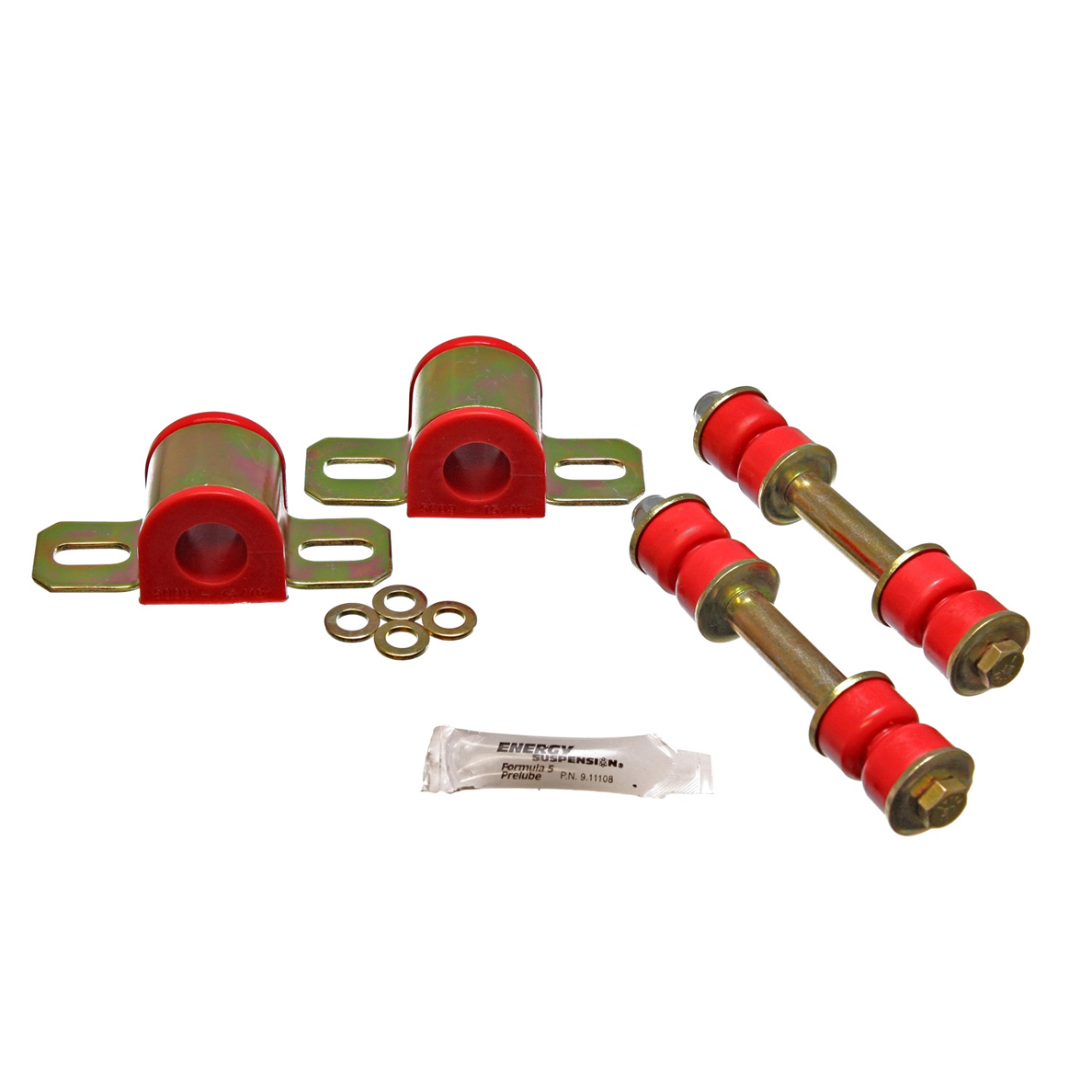 Energy Suspension Sway Bar Bushings Kit 19MM Sway Bar 3 5161R
